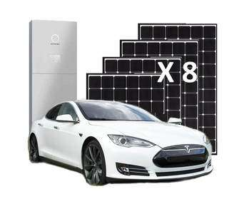 Premium Energy Upgrade: Large solar panel system, complete and installed, and/or 1 Mid-Size or Full-Size, Mid-range or Luxury plug-in vehicle (EVs: Mercedes b250e, Tesla Model S or X, PHEVs: BMW i8, 530e, 740e, x5, Cadillac CT6, ELR, Mercedes 350e, GLE 550e, S550e, Volvo XC60, XC90, Porsche Cayenne S-E) or similar, and/or Energy Storage.