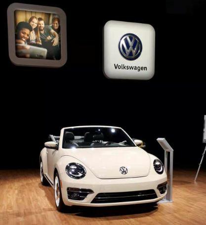 Volkswagen Beetle Final Edition on 2018 LA Auto Show on Makello Blog