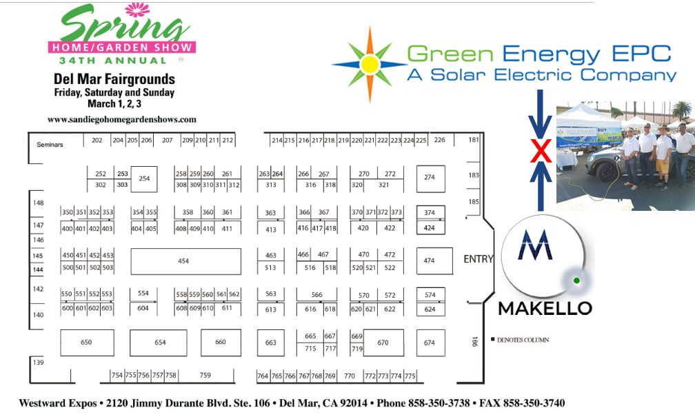 Green Energy EPC on the 34th Spring Home and Garden Show