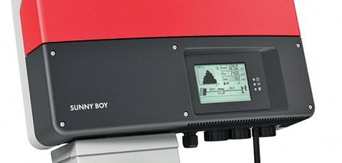 SMA Sunny Boy inverter, 20-year warranty