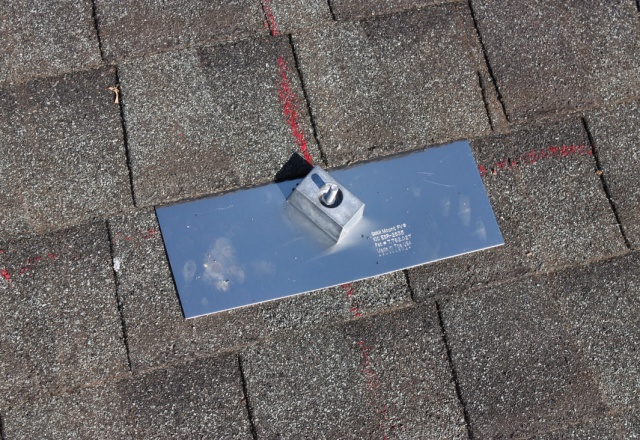 Makello and Green Energy EPC use QuickMount and top tier flashings, designed to never leak when installed properly, and have a lifetime warranty to protect the home.