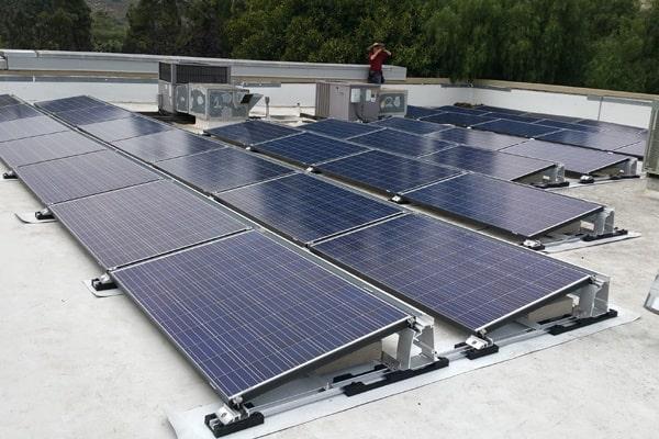 rooftop solar San Diego