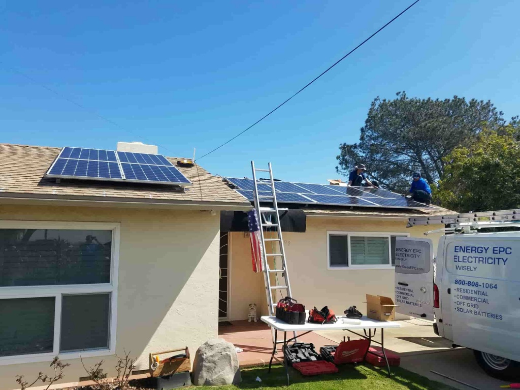 Up to 100% subsidies are available for solar installations.