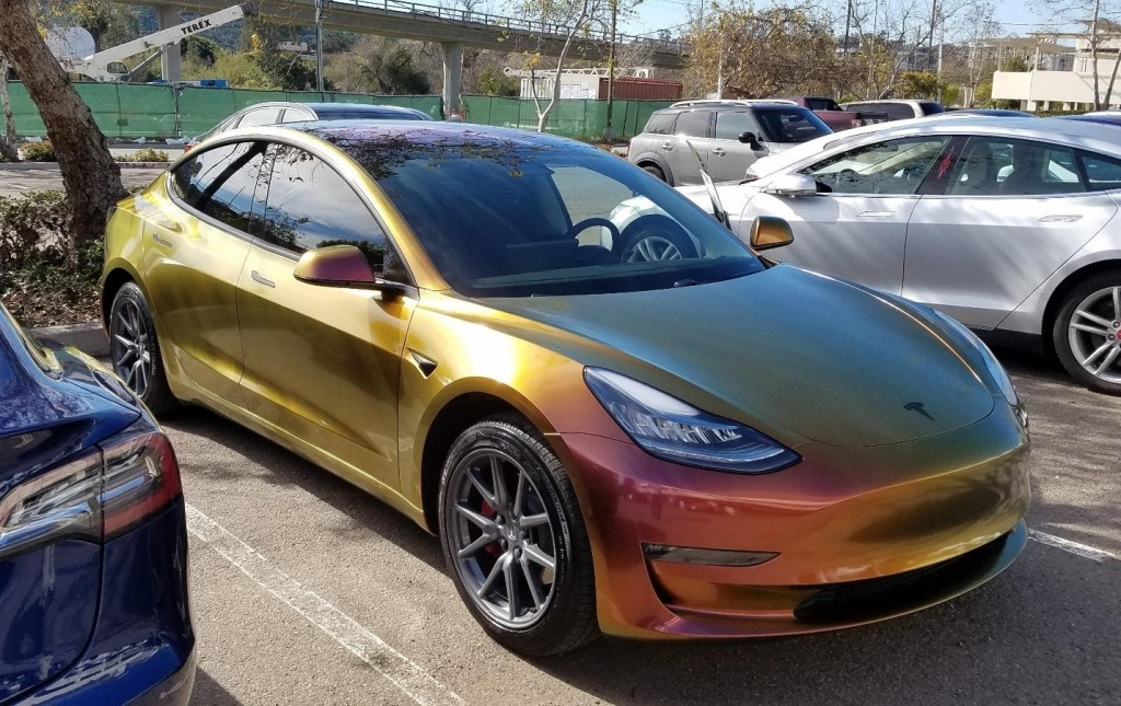 Tesla has become the new standard for modern vehicles.