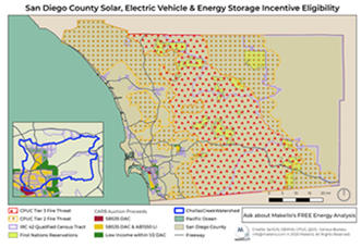 Rebates and incentives for solar and battery energy storage