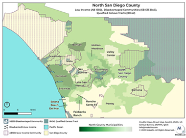 North County San Diego DAC LIC