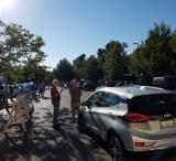 The Chevrolet Bolt Attracts Visitors Nccca And Makello Event