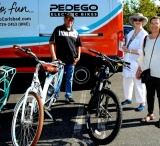 Pedego Electric Bikes Are On Display