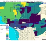 Chollas Creek Watershed Has Low Access To Climate Equity