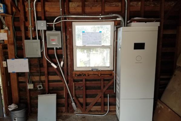Makello and Green Energy EPC Energy Storage installation
