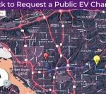 Place A Pin On The Map To Suggest An Ev Charging Location For Future Consideration.