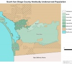 South County San Diego Areas Are Medically Under-Served.