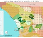 Some Homes In North County San Diego Lie In High Fire Threat Districts And Are Eligible For Additional Sgip Rebates.